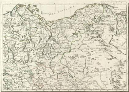 Carte Generale d'Allemagne