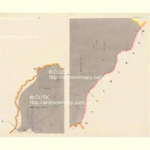 Kienhaid - c3099-1-001 - Kaiserpflichtexemplar der Landkarten des stabilen Katasters