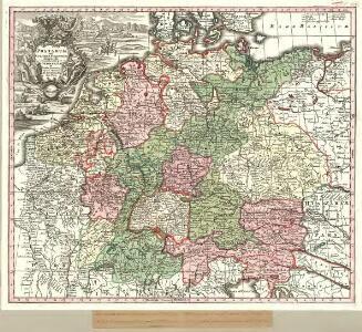 Postarum seu Cursorum Publicorum diverticula et mansiones per Germaniam et Confin. Provincias