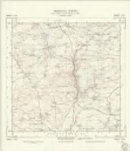 SM92 - OS 1:25,000 Provisional Series Map
