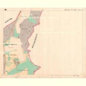 Babilon - c0053-1-003 - Kaiserpflichtexemplar der Landkarten des stabilen Katasters