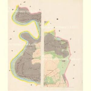 Chum - c2515-1-003 - Kaiserpflichtexemplar der Landkarten des stabilen Katasters