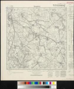 Meßtischblatt 399 : Braunsberg (Ost), 1937