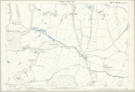 Sussex XXX.4 (includes: Hawkhurst; Salehurst) - 25 Inch Map