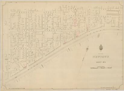 Newtown, Sheet 6, 2nd ed. 1897