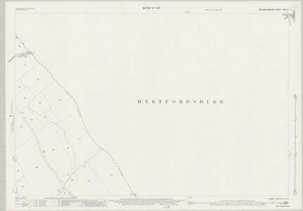 Buckinghamshire XXIX.15 (includes: Drayton Beauchamp; Tring Rural) - 25 Inch Map
