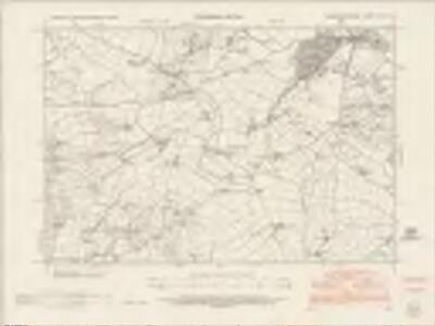 Caernarvonshire XLIV.NE - OS Six-Inch Map