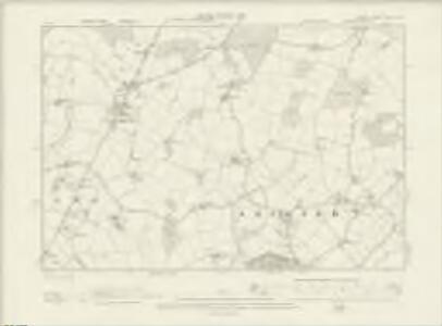 Essex XXV.NE - OS Six-Inch Map
