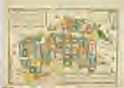 改正/上下京区分一覧之図