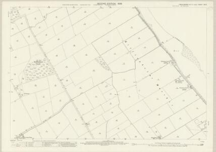 Lincolnshire XIII.3 (includes: North Killingholme; South Killingholme) - 25 Inch Map