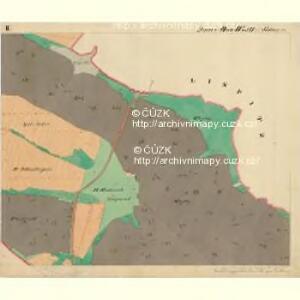 Schroeflsdorf - m3553-3-002 - Kaiserpflichtexemplar der Landkarten des stabilen Katasters