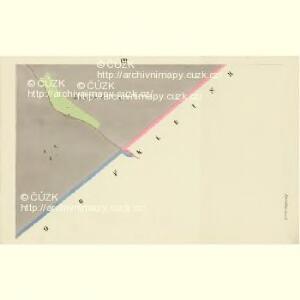 Brandau - c0456-1-007 - Kaiserpflichtexemplar der Landkarten des stabilen Katasters