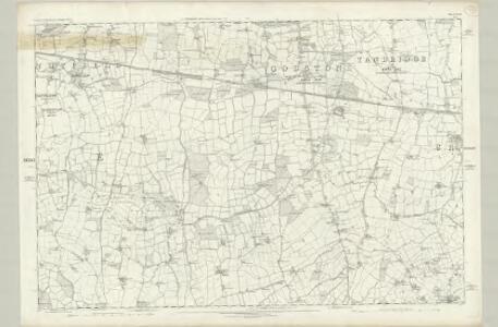 Surrey XXXV - OS Six-Inch Map