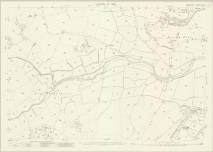 Sussex XLV.6 (includes: Peasmarsh; Rye; Rye Foreign; Udimore) - 25 Inch Map