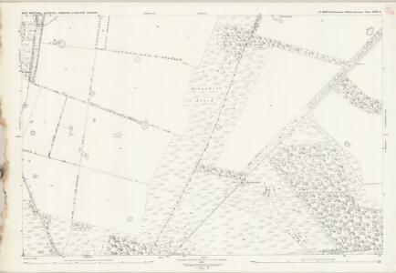 Norfolk XCIII.4 (includes: Croxton; Stanford; Sturston; Wretham) - 25 Inch Map