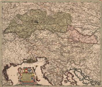 Ducatus Carintiae et Carnioliae Cilleiaeque Comitatus