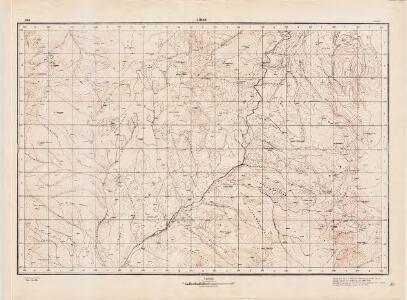 Lambert-Cholesky sheet 3967 (Liban)