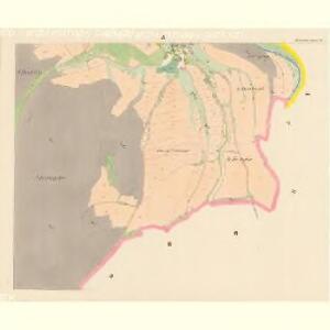 Nebrzezin (Nebřezin) - c4982-1-003 - Kaiserpflichtexemplar der Landkarten des stabilen Katasters
