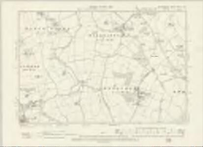 Oxfordshire XXXIII.NE - OS Six-Inch Map