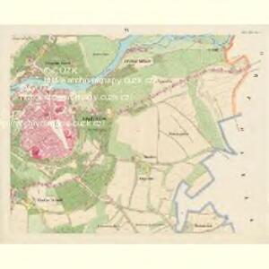 Eger - c2481-1-005 - Kaiserpflichtexemplar der Landkarten des stabilen Katasters
