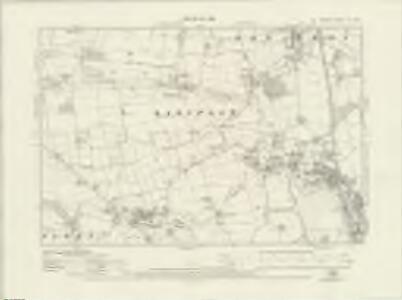 Dorset LIII.NW - OS Six-Inch Map