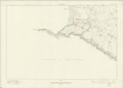 Glamorgan XXX - OS Six-Inch Map