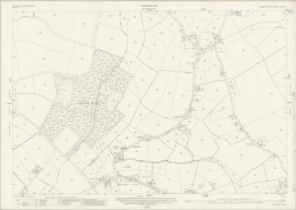 Essex (New Series 1913-) n XXIV.13 (includes: Broxted; Elsenham; Takeley) - 25 Inch Map
