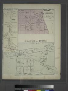 Springfield Store. Tn. of Jamaica, Queens Co. - Willow Tree Station. Town of Jamaica, Queens Co. - Inglewood or Queens. Town of Hempstead, Queens Co.