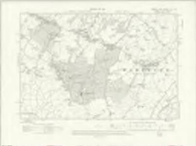 Sussex LVI.SE - OS Six-Inch Map