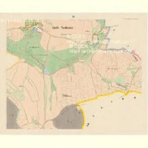 Gr.Nedanitz (Nedanice Welky) - c4993-1-003 - Kaiserpflichtexemplar der Landkarten des stabilen Katasters