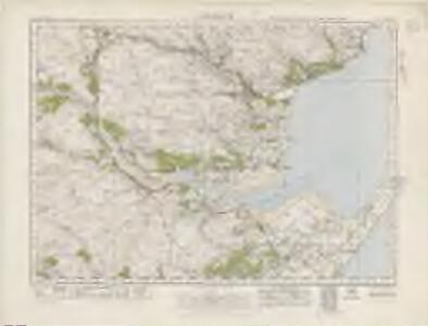 Dornoch (21) - OS One-Inch map