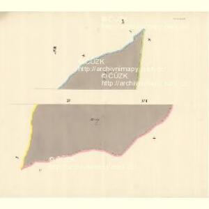 Neu Lhotta - m2020-1-012 - Kaiserpflichtexemplar der Landkarten des stabilen Katasters