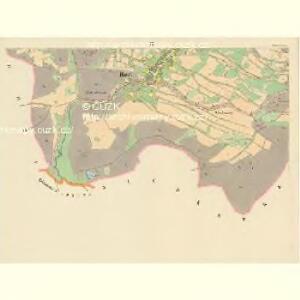 Hasel - c4128-2-007 - Kaiserpflichtexemplar der Landkarten des stabilen Katasters