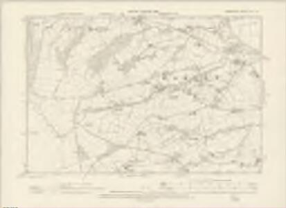 Derbyshire XVII.SE - OS Six-Inch Map