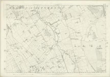 Cumberland XXXIX - OS Six-Inch Map