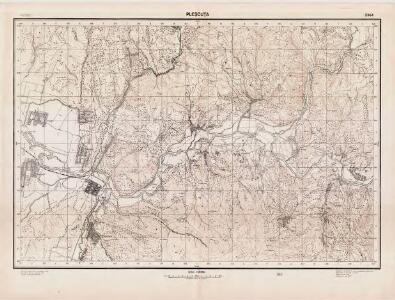 Lambert-Cholesky sheet 2364 (Pleşcuţa)