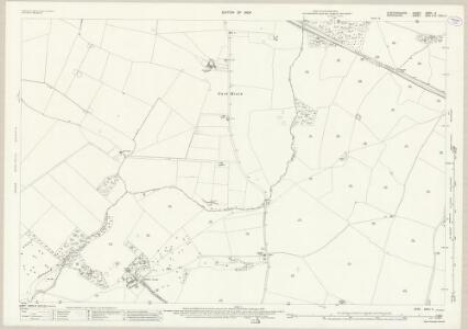 Staffordshire XXXV.3 (includes: Adbaston; Cheswardine) - 25 Inch Map