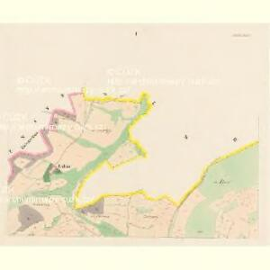 Budietitz - c0633-1-001 - Kaiserpflichtexemplar der Landkarten des stabilen Katasters