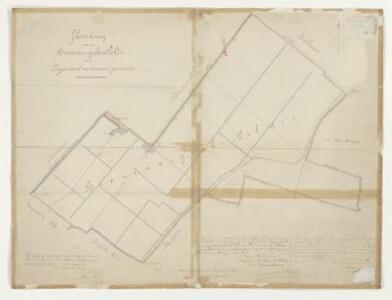 Binnenwegsche polder van Zegwaart en annexe gronden, gemeente Zegwaart, Zoetermeer en Bleiswijk.