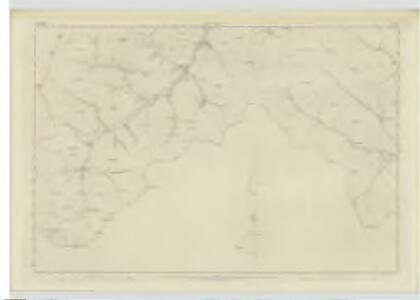 Selkirkshire, Sheet XX (inset XXA and XXB) - OS 6 Inch map