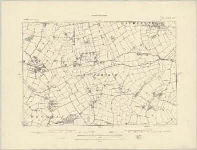 Norfolk LXXI.NE - OS Six-Inch Map