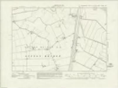 Lincolnshire CXXXVI.SE - OS Six-Inch Map