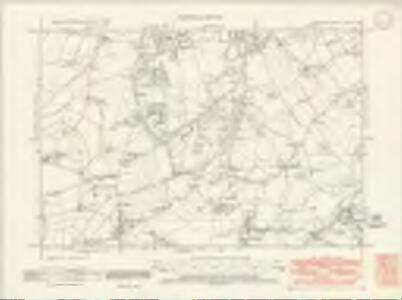 Berkshire XXXVII.SE - OS Six-Inch Map