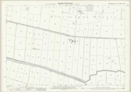 Lincolnshire XXVI.6 (includes: Messingham; Scotter) - 25 Inch Map