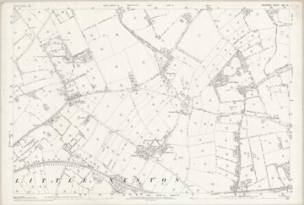Cheshire XXII.15 (includes: Neston cum Parkgate; Raby; Willaston) - 25 Inch Map
