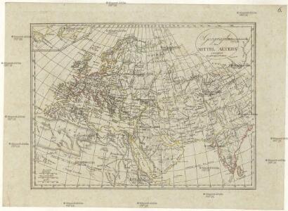Geographie des Mittel Alters