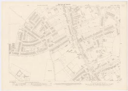 London XV.84 - OS London Town Plan