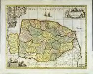 Nortfolcia; vernacule Norfolke