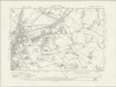 Lancashire XCIX.SE - OS Six-Inch Map