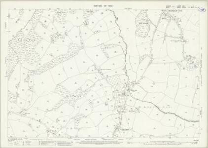 Sussex XXXI.5 (includes: Bodiam; Sandhurst) - 25 Inch Map